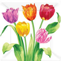 Spring Tulips Party Supplies