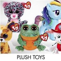 $5 Plush Toys