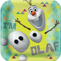 Frozen Olaf 1st Birthday Party Supplies