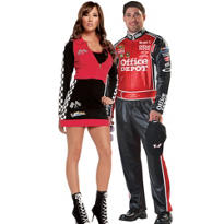 NASCAR Tony Stewart Couples Costumes