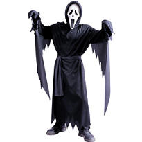 Boys Ghost Face Costume - Scream