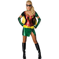 Adult Sexy Robin Costume - Batman