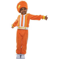 Toddler Boys DJ Lance Costume Deluxe