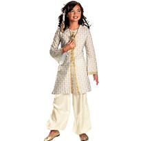 Girls Princess Tamina Costume Deluxe - Prince of Persia