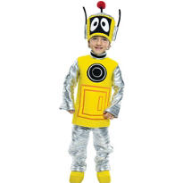 Toddler Boys Plex Costume - Yo Gabba Gabba