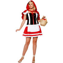 Adult Red Riding Hood Costume Plus Size