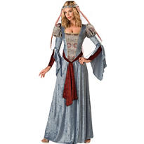 Adult Maid Marian Costume