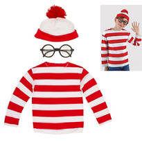 Child Waldo Accessory Kit