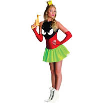 Adult Sexy Marvin the Martian Costume