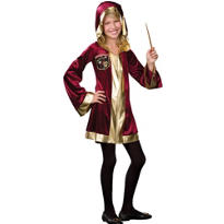 Girls Wizardly Delights Costume