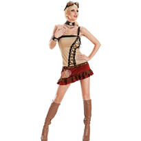 Adult Sexy Steampunk Costume