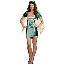 Adult Lady Sure Wood Costume