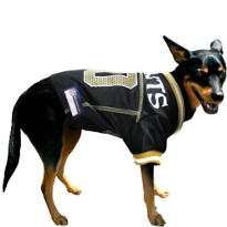 New Orleans Saints NFL Dog Jersey