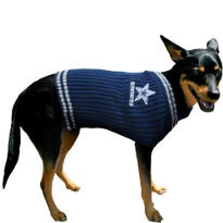 Dallas Cowboys NFL Dog Sweater