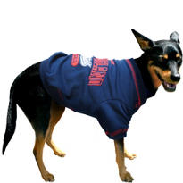 New England Patriots NFL Dog T-Shirt