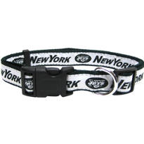 New York Jets NFL Dog Collar