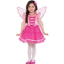 Girls Butterfly Kisses Butterfly Costume