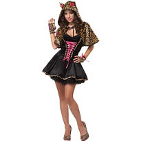 Teen Girls Cats Meow Costume