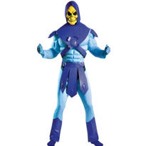 Adult Skeletor Costume - Masters of the Universe