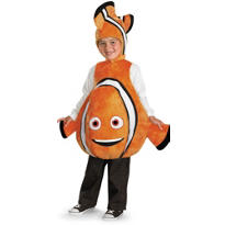 Toddler Boys Nemo Costume - Finding Nemo