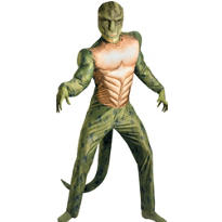 Adult Lizard Costume - The Amazing Spider-Man