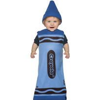 Baby Bunting Blue Crayola Crayon Costume