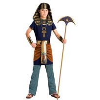 Boys Egyptian King Costume