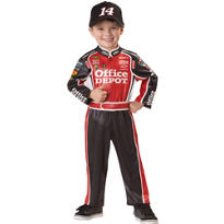 Toddler Boys Tony Stewart Costume - NASCAR