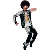 Adult LMFAO Redfoo Costume