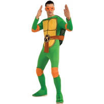 Adult Michelangelo Costume - Teenage Mutant Ninja Turtles