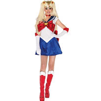 Adult Sailor Moon Costume