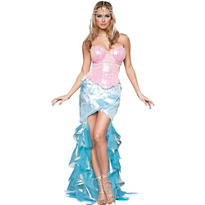 Adult Mesmerizing Mermaid Costume