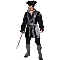 Adult High Seas Rogue Pirate Costume