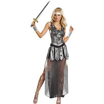Adult Hot Knight Costume Plus Size