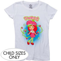 Child Strawberry Shortcake T-Shirt