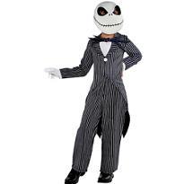 Boys Jack Skellington Costume - The Nightmare Before Christmas