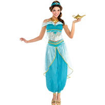 Adult Jasmine Costume Couture