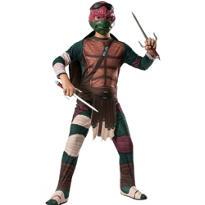 Boys Raphael Costume Premium - Teenage Mutant Ninja Turtles