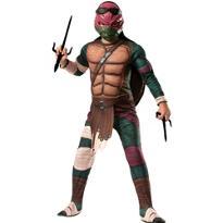 Boys Raphael Costume Deluxe - Teenage Mutant Ninja Turtles