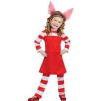 Toddler Girls Olivia the Piglet Costume
