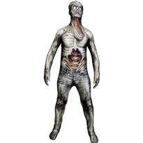 Boys Zombie Monster Morphsuit