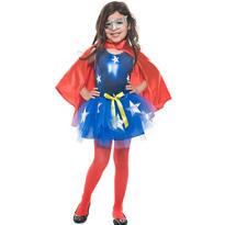 Girls Tutu Super Girl Costume