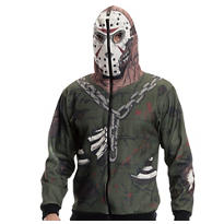 Adult Jason Hoodie - Friday the 13th