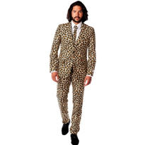 Adult The Jag Leopard Print Suit