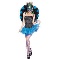 Adult Pretty Peacock Costume