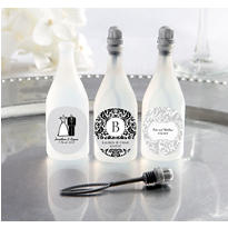 Personalized Wedding Bubbles <br>(Printed Label)</br>
