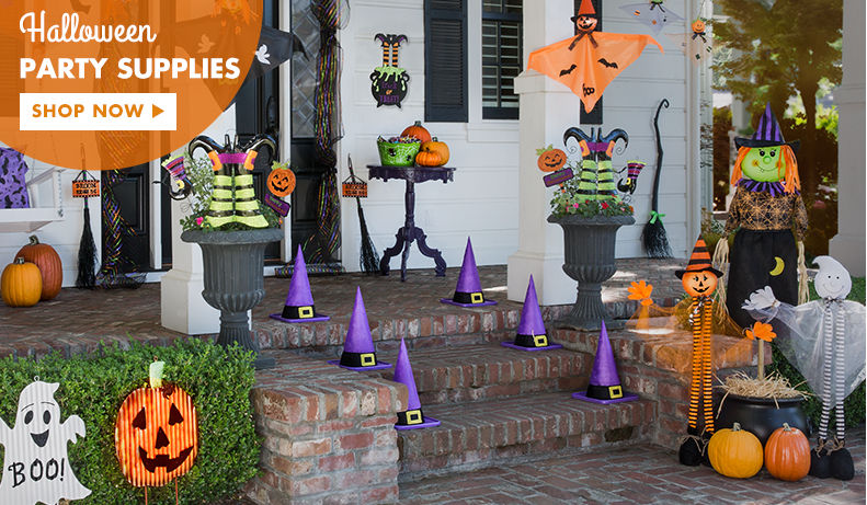 Halloween Decorations and Supplies