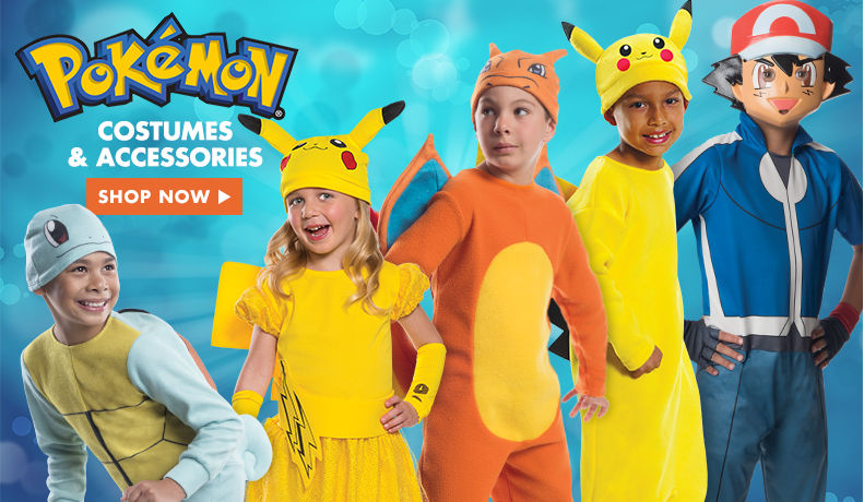 Pokemon Costumes & Accessories