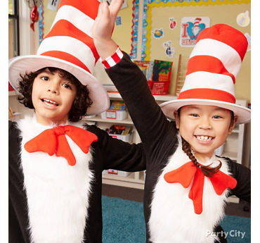 Cat in the Hat Costumes Idea