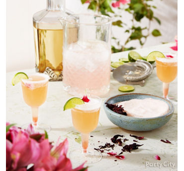 Margarita Recipe: Hibiscus